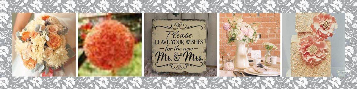 Vecsési esküvői dekoráció