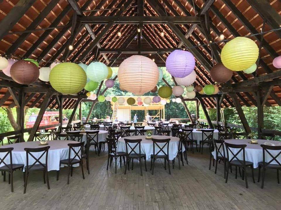 50 fős esküvő helyszín