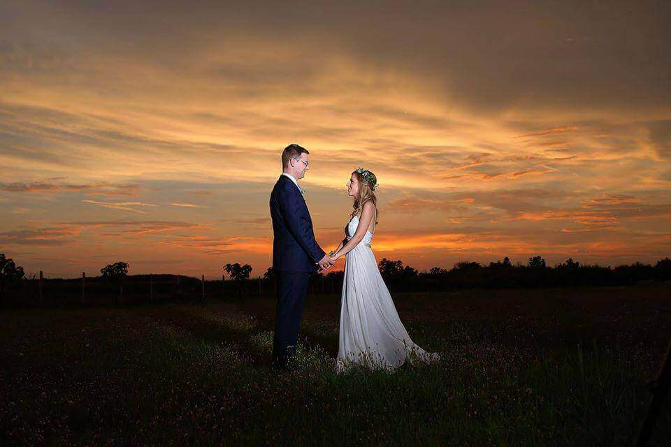 szabadtéri esküvői helyszín