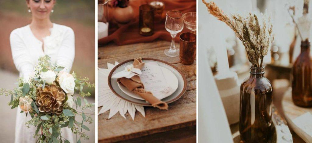 bevállalós esküvői dekoráció