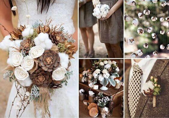 élénk színű esküvői dekoráció