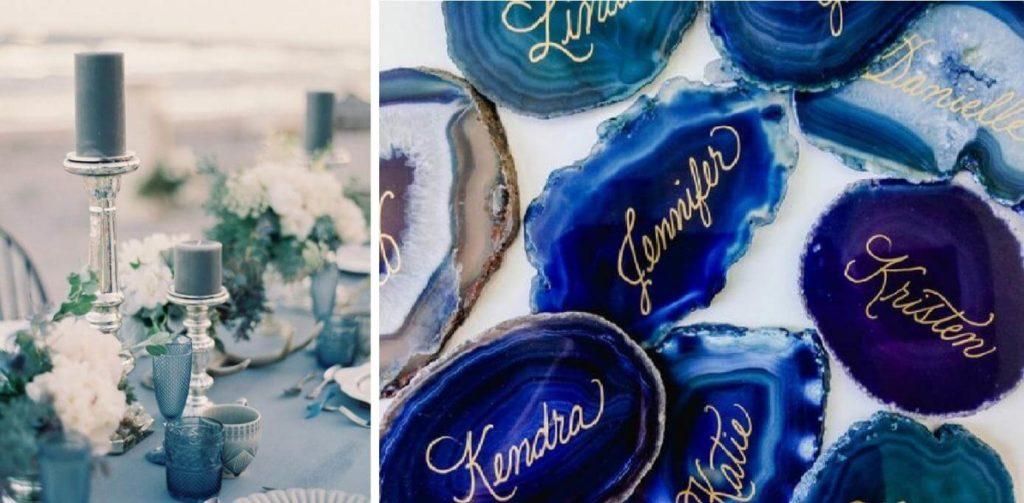 lila esküvői dekoráció