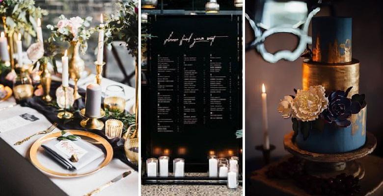 menő esküvői dekor